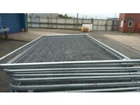 26x fence panels for building site, dog run etc