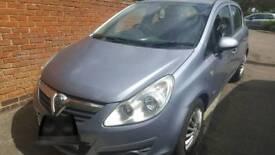 Vauxhall 1.4 automatic
