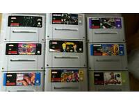 Part 2 Massive super nintendo collection pal
