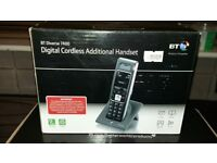 DIGITAL CORDLESS HANDSET & ANSWER PHONE PLUS EXTRA HANDSET