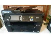 Epson WF-7620 A3 printer / scanner