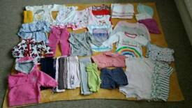 Clothes for baby girl 3-6 months