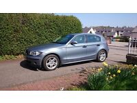 BMW 118d. 1 yr mot and losts of service history.