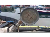 Seawinch hydraulic hauler