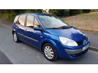 Renault Scenic 1.6 2007 6 gears Gearbox MOTd Low Milage Private reg comes with car