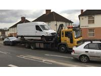 24hr commercial vehicle recovery service