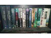 Books x 14