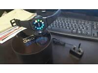 Samsung Gear S3 Frontier smart watch