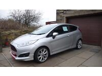 65 PLATE FIESTA 1.6 TDCi (SPORT) WITH SPORTS BODY KIT AND SPORTS INTERIOR, FREE ROAD TAX