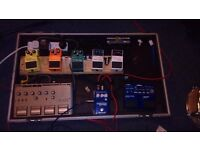 Spider XXL Guitar Effects Pedal Board