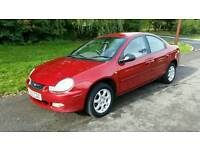 Chrysler neon. CHEAP AUTOMATIC