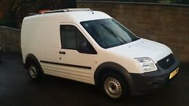 2011 / 61 PLATE Ford Transit Connect 1.8 TDCi T230 LWB CHILLER / Freezer Van, NO VAT NO VAT