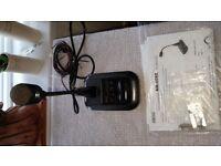 ADONIS AM 508E MICROPHONE WITH COMPRESSOR