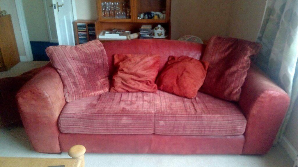 Two sofas. | in Stocksfield, Northumberland | Gumtree