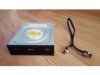 LG Internal DVD ReWriter Drive for Desktop PC