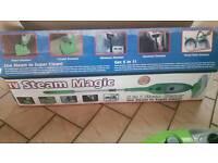Steam magic mop