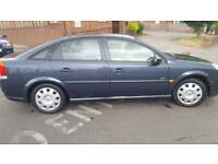 Vauxhall vectra 1.8 petrol will part ex for 7 seater