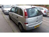 Vauxhall meriva 1.6 manual petrol 7 seater needs clutch is high
