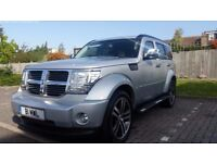 DODGE NITRO WITH EXTRAS LOW MILEAGE AUTOMATIC, PARKING,SOUND,20 ALLOYS