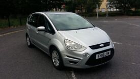 2010 Ford s-max 2.0tdci 7 seat not sharan Alhambra galaxy ford smax