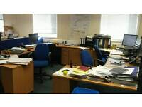 95 Office Work Stations For Sale