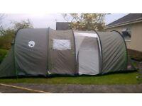 coleman coastline 8 tent