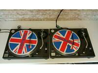 Technics sl1210 pair