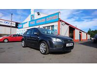 2007 Ford Focus 1.6 LX, AUTOMATIC, Only 43,000 miles, Excellent throughout.
