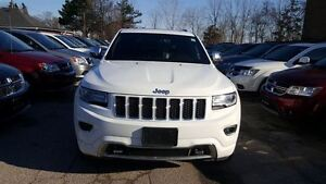 2014 Jeep Grand Cherokee **YEAR-END BLOWOUT!** Overland CERTIFIE