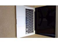 """MacBook Pro """"Core i5"""" 2.5GHz 13"""" Mid-2012 4GB RAM 500GB HDD"""