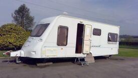 Touring Caravan - As new, must be seen.
