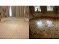 £9m2 Dust Free Floor Sanding or Sanding & 3 Coats of Lacquer £18m2 Free Surveys & Quotes