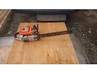 Sthil chain saw for sale