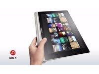 Lenovo Yoga 10, 10.1 Inch Android Tablet - Silver