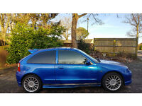 MG ZR 1.8L, 120BHP, 2003, 100K MILES, **NEEDS SOME WORK DOING & MOT ** PLZ READ