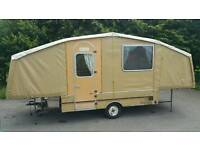 Dandy trailer tent 6 birth