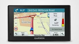 "6"" GARMIN DriveSmart 60LMT-D GPS Sat Nav - 16GB West Europe Life MAP and TRAFFIC (no offers, please)"
