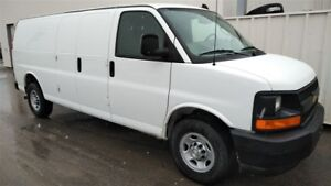 2017 Chevrolet Express 2500 Cargo Extended