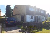 Large 3 bed end of terrace house