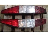 Fiat Doblo 1.9 2002 Rear Lights Pair