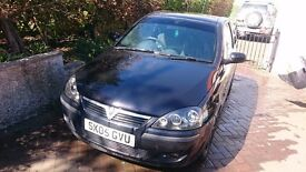 corsa for spares or repair,