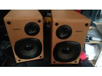 Sony SS CP11 Speakers
