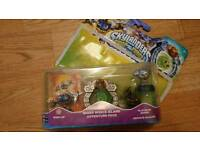 Skylanders bnib damaged packaging see pic