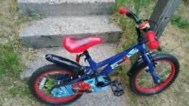 """Spikerman bike 16"""""""