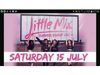 X 3 Gold Circle Durham Emirates Little Mix Tickets plus Hotel