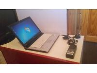 Fujitsu Siemens S7210 Laptop/Intel Core 2 Duo 2.20Ghz/80Gb HDD/2Gb Ram/Windows 7