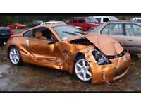 Scrap Cars Wanted Free Collection Burnt Out Accident Damaged Stripped Shells etc.