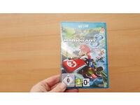 New Sealed Mario Kart 8 For Wii U