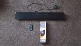 Panasonic SC-HTB8 Soundbar complete with Mounting Bracket