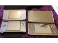 Nintendo ds and dsi xl